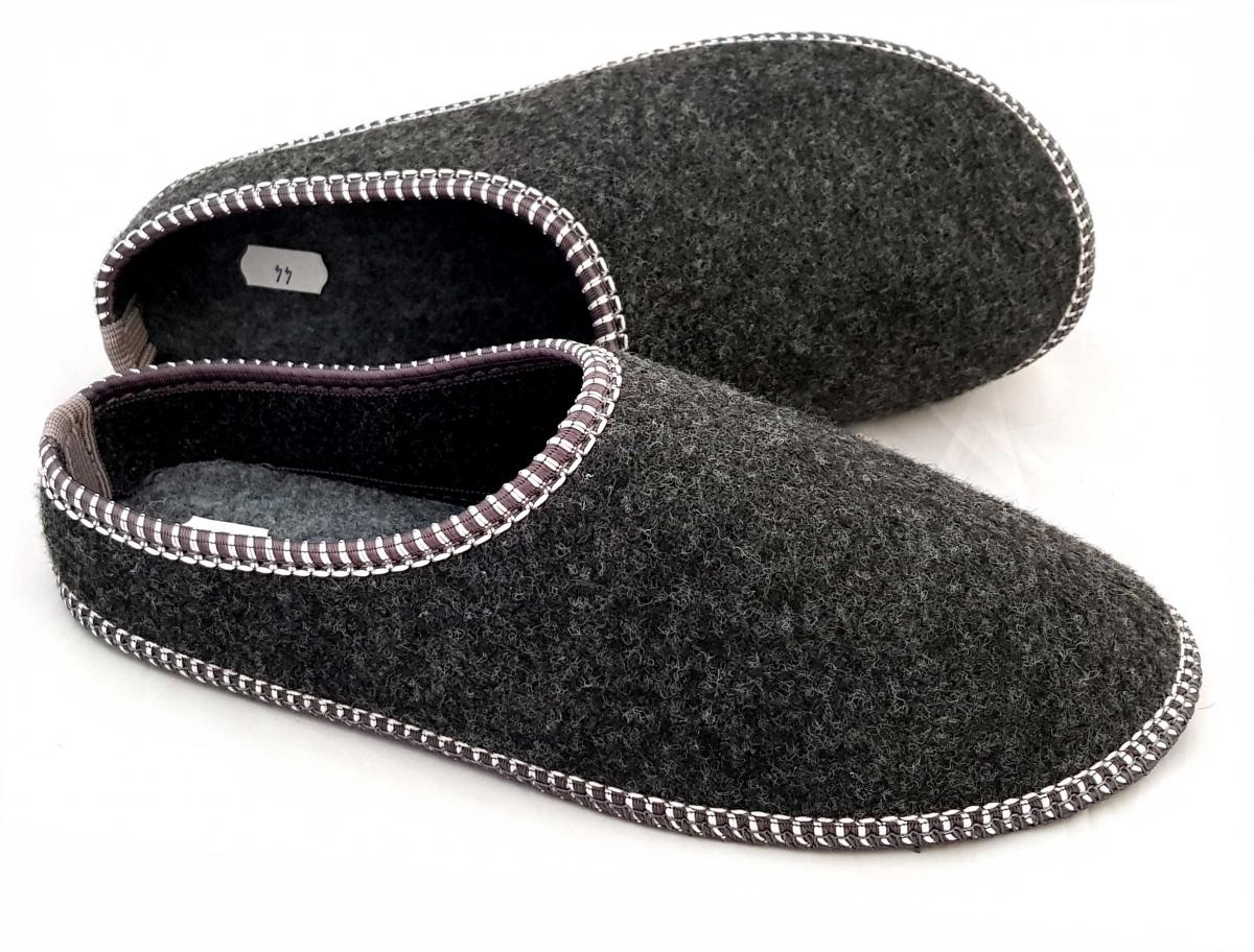 e3092e22e181a Pantofle filcowe laczki producent